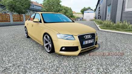 Audi S4 (B8) 2009 для Euro Truck Simulator 2