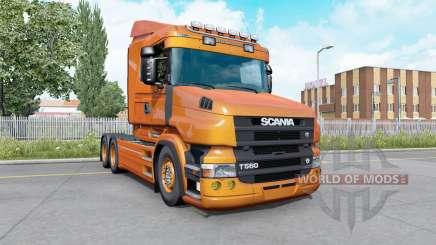 Scania T-series для Euro Truck Simulator 2
