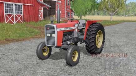 Massey Ferguson Ձ65 для Farming Simulator 2017