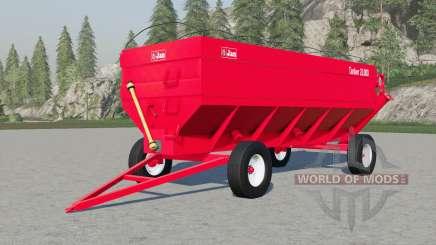 Jan Tanker 20.000 для Farming Simulator 2017