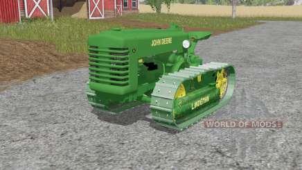 John Deere BꝌ для Farming Simulator 2017