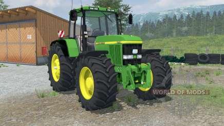 John Deerᶒ 7710 для Farming Simulator 2013