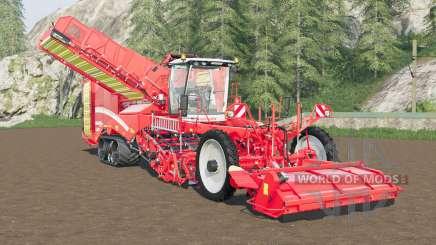 Grimme Varitron 470 Platinum Terra Trac v1.0.1 для Farming Simulator 2017