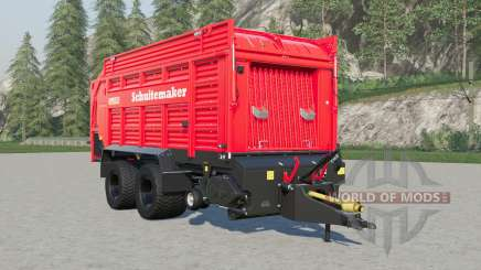 Schuitemaker Rapide 5৪0V для Farming Simulator 2017