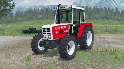 Steyr 8080A Turbø для Farming Simulator 2013