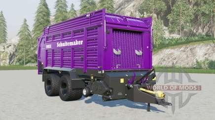 Schuitemaker Rapide 580Ⱌ для Farming Simulator 2017