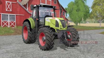 Claas Arion 6Ꝝ0 для Farming Simulator 2017