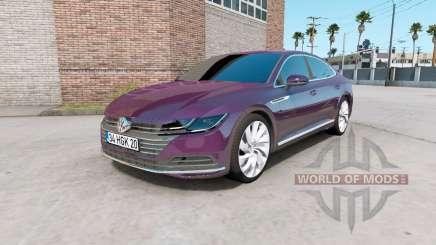 Volkswagen Arteon для American Truck Simulator
