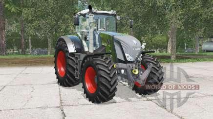 Fendt 828 Vario Black Beautɣ для Farming Simulator 2015