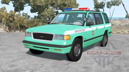 Gavril Roamer U.S. Forest Service для BeamNG Drive