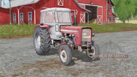 Ursus C-ƺ55 для Farming Simulator 2017