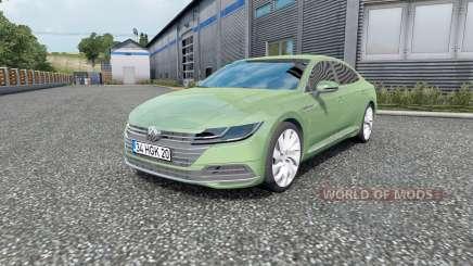 Volkswagen Arteon для Euro Truck Simulator 2