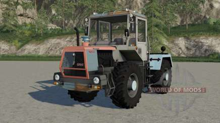 Skoda-LIAⱫ 180 для Farming Simulator 2017