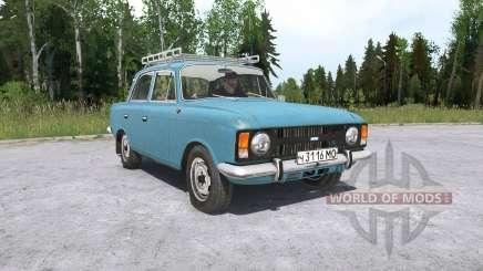 Москвич-412 для MudRunner
