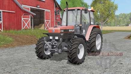 New Holland 40-series & S-series для Farming Simulator 2017