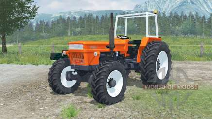 Fiat 1000 DT для Farming Simulator 2013