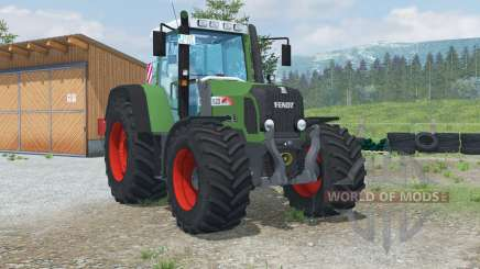 Fendt 820 Vario TMꚂ для Farming Simulator 2013