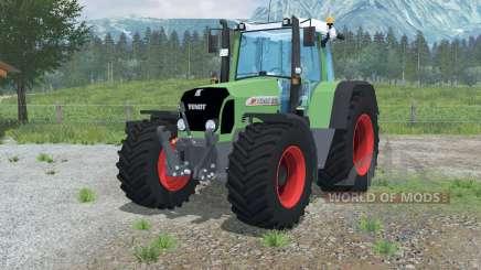 Fendt 818 Vario TMꞨ для Farming Simulator 2013