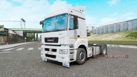 КамАЗ-54୨0 для Euro Truck Simulator 2