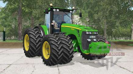 John Deere 85౩0 для Farming Simulator 2015