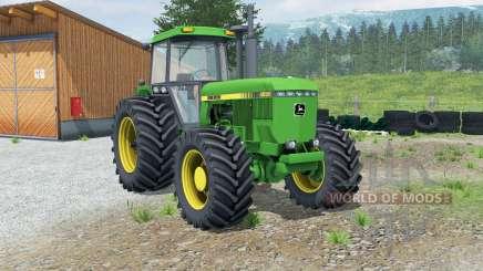 John Deere 48ⴝ0 для Farming Simulator 2013