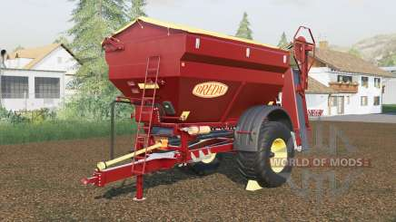 Bredal K10ƽ для Farming Simulator 2017
