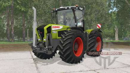 Claas Xerion 3300 Trac ꝞC для Farming Simulator 2015