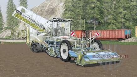 Grimme Varitron 470 Platinum Terra Traꞔ для Farming Simulator 2017