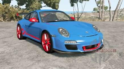 Porsche 911 GT3 RS (997) 200୨ для BeamNG Drive