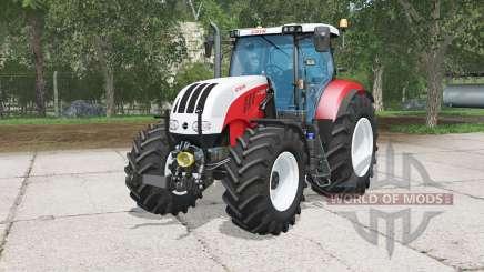 Steyr 6230 CVꚐ для Farming Simulator 2015