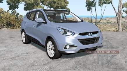 Hyundai Tucson 2012 для BeamNG Drive