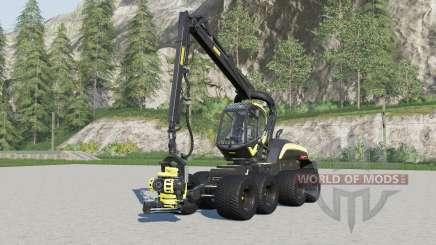 Ponsse Scorpion Kinꬶ для Farming Simulator 2017