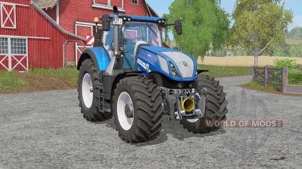 New Holland T7.2୨0 для Farming Simulator 2017