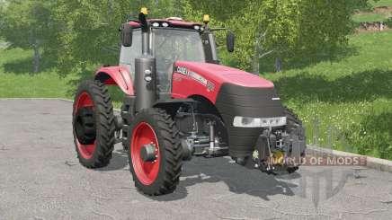 Case IH Magnum 300 CVX U.S. для Farming Simulator 2017
