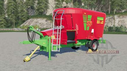 Strautmann Verti-Mix 2401 Double для Farming Simulator 2017