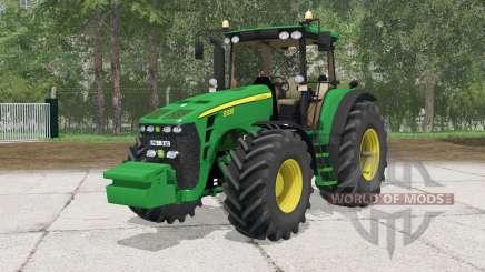 John Deere 83૩0 для Farming Simulator 2015