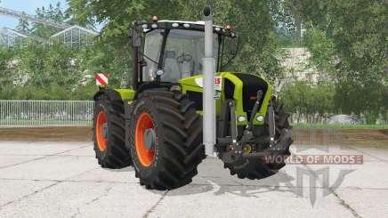 Claas Xerion 3300 Trac VҀ для Farming Simulator 2015