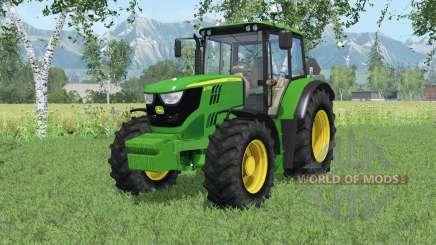 John Deere 6115Ɱ для Farming Simulator 2015