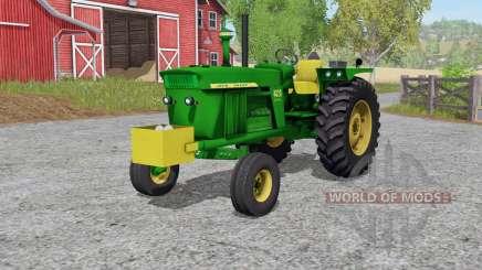 John Deere 40Ձ0 для Farming Simulator 2017