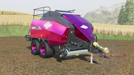 Kuhn LSB 1290 D Snu-Edition для Farming Simulator 2017
