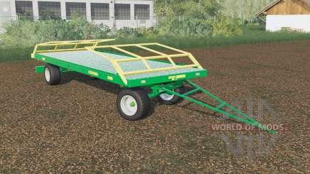 Metaltech PBƊ 8 для Farming Simulator 2017
