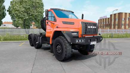 Урал-44202-5311-74Е5 для Euro Truck Simulator 2
