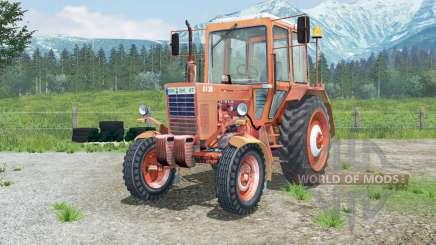 МТЗ-80 Беларуꞓ для Farming Simulator 2013
