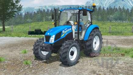 New Holland T4.55 для Farming Simulator 2013