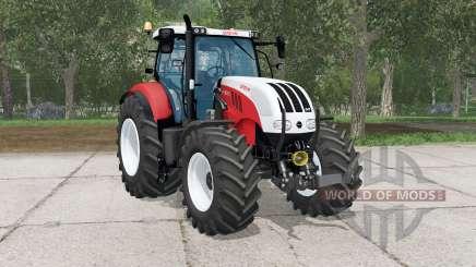 Steyr 6230 CVꚌ для Farming Simulator 2015