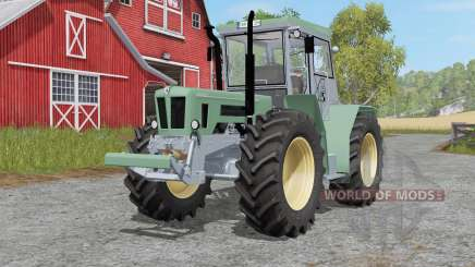 Schluter Super-Trac 1900 TVL-LS для Farming Simulator 2017