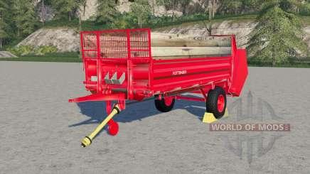 Pottinger Twist для Farming Simulator 2017