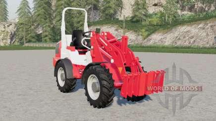 Weidemann 1770 CX ⴝ0 для Farming Simulator 2017