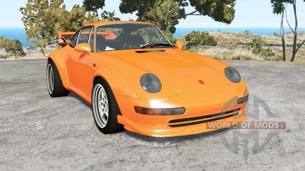 Porsche 911 GT2 (993) 1995 для BeamNG Drive