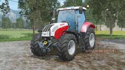 Steyr 6130 CVƬ для Farming Simulator 2015